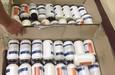 Phát hiện hơn 100kg chất liệu chế tạo thuốc nổ  trên xe khách