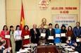 Báo Pháp luật Việt Nam đạt giải Cuộc thi viết về bình đẳng giới