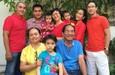 Hình ảnh hiếm hoi về cuộc sống giản dị mà hạnh phúc của bố mẹ ruột Hà Tăng