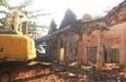 Vụ sập chợ ở Quảng Bình: Do đơn vị thi công quá 'nóng vội'
