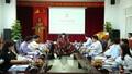 Thứ trưởng Đặng Hoàng Oanh dự Hội nghị giao ban các cơ sở đào tạo thuộc Bộ Tư pháp