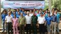 Tư pháp TP.Hồ Chí Minh trao tặng 2 nhà tình nghĩa