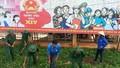Hình ảnh đẹp về người lính trẻ trong lòng người dân Gia Lai