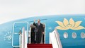 Thủ tướng đã đến Thượng Hải, bắt đầu chuyến tham dự CIIE 2018