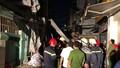 TP.HCM: Sập công trình sửa chữa nhà ở, 1 người chết và 1 người bị thương