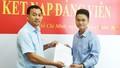 Đảng bộ Báo Pháp Luật Việt Nam kết nạp Đảng viên mới