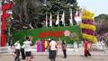 Người dân hào hứng tham gia Lễ hội hoa anh đào 2019