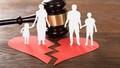 Án phí chia tài sản chung của vợ chồng khi ly hôn
