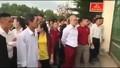 Nhóm người của 'Tập đoàn địa ốc Alibaba' gây rối trước trụ sở công an?