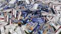 Xử lý thuốc lá điếu nhập lậu: Đề xuất thí điểm bán đấu giá