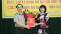 Cục THADS Nghệ An có tân Cục trưởng