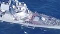 7 thủy thủ Mỹ mất tích sau khi tàu khu trục va chạm tàu Philippines