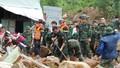 14 người chết, 25 người bị thương do mưa lũ ở Nha Trang