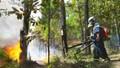 Lý lo khiến chưa thể huy động trực thăng chữa cháy rừng ở Hà Tĩnh