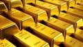 Giá vàng ở gần mức thấp nhất 1 tuần qua