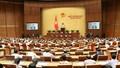 Tuần này, Quốc hội bế mạc Kỳ họp thứ 6, Quốc hội khoá XIV