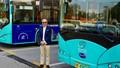 Thành phố đầu tiên thế giới chỉ sử dụng xe buýt chạy điện