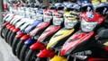 Từ 2020, xe máy mới phải dán nhãn năng lượng