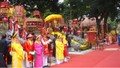 Lễ hội cung đình đèn Quảng Chiếu: Không gian văn hóa tâm linh cầu quốc thái dân an