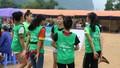 Bé gái Việt phá vỡ định kiến nhờ... bóng bầu dục