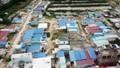 Hải Phòng sắp cưỡng chế nhà xây trái phép trên đất quốc phòng