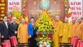 Chủ tịch Quốc hội chúc mừng Giáo hội Phật giáo Việt Nam