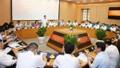 Đoàn kiểm tra của Bộ Chính trị làm việc với Ban Cán sự Đảng Hà Nội