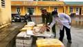 Bắt giữ hơn 700 kg thịt động vật hôi thối trên đường vào Nam tiêu thụ