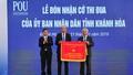Khánh Hòa: Lễ kỷ niệm 10 năm thành lập Trường Đại học Thái Bình Dương