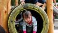 Hà Nội: Khánh thành sân chơi từ vật liệu tái chế tại Đông Anh