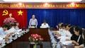 Thứ trưởng Bộ Tư pháp Phan Chí Hiếu kiểm tra công tác văn bản QPPL tại Bình Dương
