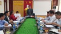 Thứ trưởng Nguyễn Khánh Ngọc làm việc với Tư pháp, THADS Quảng Ninh