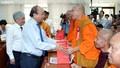 Thủ tướng dự họp mặt mừng Tết Chôl Chnăm Thmây