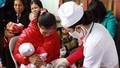 Hà Nội còn gần 100.000 trẻ chưa tiêm vắc-xin sởi