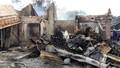 Khu vực chợ Ba Đồn bị cháy sẽ được xây dựng lại trước Tết Nguyên đán