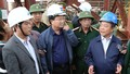 Bộ trưởng Bộ Xây dựng trực tiếp chỉ đạo tại hiện trường vụ sập giàn giáo Formosa