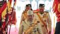2 tháng sau tin đồn cưới vợ trẻ hoa hậu Nga, Vua Malaysia bất ngờ thoái vị