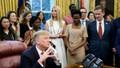 Ông Trump bác tin sắp gặp Chủ tịch Trung Quốc Tập Cận Bình