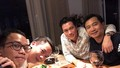 Nam diễn viên Việt Anh mở tiệc độc thân sau ly hôn lần 2