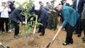 Chủ tịch Quốc hội Nguyễn Thị Kim Ngân tham gia Tết trồng cây tại Hòa Bình