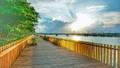Khánh thành cây cầu gỗ lim trên sông Hương