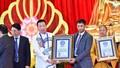 Chủ tịch Tập đoàn Hanaka được trao Kỷ lục thế giới tại Vesak 2019