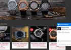 Titamex Watch kinh doanh hàng loạt đồng hồ giả, nhái các thương hiệu nổi tiếng ?