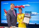 Vietjet Air ký hợp đồng gần 13 tỷ USD mua thêm 100 máy bay Boeing