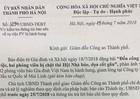 Chủ tịch UBND Tp Hà Nội yêu cầu xử lý nghiêm vụ hai phóng viên bị hành hung