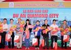 Dự án Diamond City chính thức được bàn giao cho khách hàng