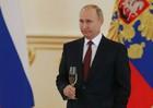 Hôm nay, ông Putin tuyên thệ nhậm chức tổng thống Nga