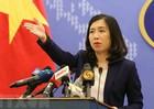 Yêu cầu các bên tôn trọng chủ quyền của Việt Nam đối với 2 quần đảo Trường Sa và Hoàng Sa