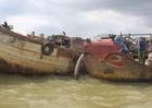 Cảnh sát nổ súng bắn chỉ thiên để bắt 'cát tặc' trên sông Đồng Nai