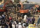 Hai tàu hỏa đâm nhau, ít nhất 16 người thiệt mạng